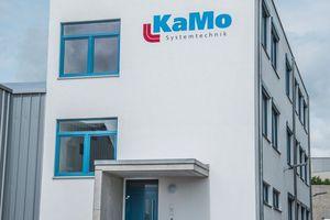 Der Neubau am KaMo-Stammsitz