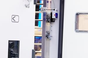 """... der Jalousienklappen bei der RLT-Geräte-Serie """"X-Cube"""" Stellantriebe der Gruner AG ein, die mit Modbus RTU ausgestattet sind<br />"""