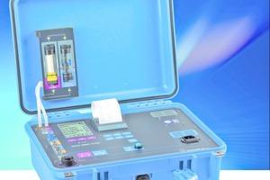 """Das Abgasmessgerät """"Maxilyzer NG Plus"""" ist ein Service-Gerät mit modernster Messtechnik in robuster Bauweise. Es ist zur Überprüfung und zum Service an sämtlichen Heizungsanlagen, zur sicherheitstechnischen Überprüfung von Gasfeuerstätten auf CO-Konzentrationen und für Messungen an Festbrennstoffanlagen einsetzbar."""