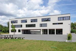 Die Architektur für den Neubau stammt von GMP Architekten von Gerkan Marg und Partner