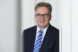 Michael Rauterkus ist neuer Vorstandsvorsitzender der Grohe AG.