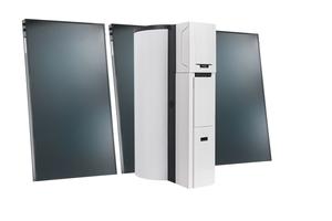 """<br />Das Hybridsystem """"TzerraSol 390"""" ist zur Einbindung …"""