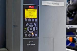 """VLT-""""HVAC Drive""""-Umrichter steuern Pumpen und Gebläse der einzelnen Attraktionen."""