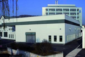 Forschungs- und Entwicklungsgebäude