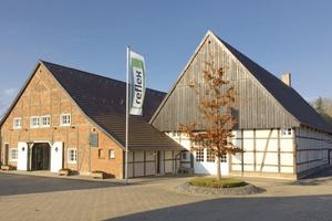 Auf Gut Große Kleimann nahe Ahlen (Westfalen) bietet die ...