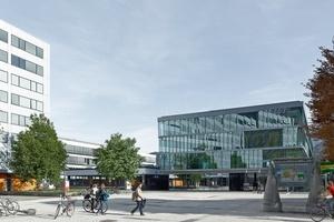 Universität Innsbruck, Fakultäten für Architektur und Technische Wissenschaften (Foto: ATP/Jantscher)