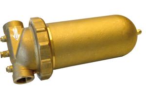 Der Magnetitfilter SPH ist bei KaMo in den Größen DN 25, DN 40, DN 50 und DN 80 erhältlich.