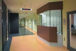 ... medizinische Gasversorgung, Kühlraum-, Großküchen- sowie Labortechnik