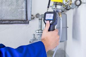 Regelmäßig: Die Dichtheitsprüfung von Gasleitungen erfolgt gemäß TRGI alle zwölf Jahre.