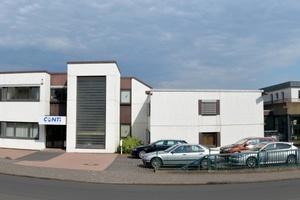 Conti-Firmenzentrale am Standort Wettenberg  (Foto: Conti Sanitärarmaturen GmbH)
