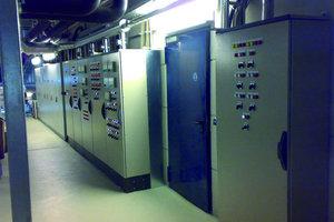 Bild <strong>3</strong>: Elektrische Schaltanlage
