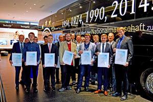 Der BTGA ehrte die besten Auszubildenden der TGA-Branche.