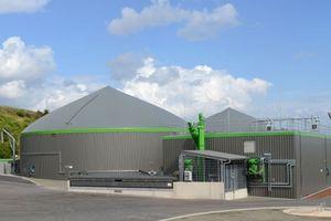 Die zweite Biogasanlage am Viessmann-Unternehmensstammsitz in Allendorf (Eder) wurde am 26. August 2013 eingeweiht