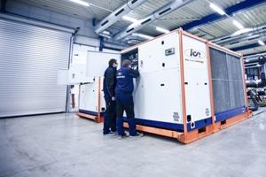 ICS CoolEnergy baut das Support-Netzwerk von spezialisierten Kälte- und Klimatechnikern weiter aus. (Foto: ICS Cool Energy)