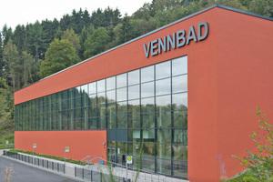 """Im Vennbad in Monschau in der Eifel kam Ospa-""""BlueControl"""" zum Einsatz"""