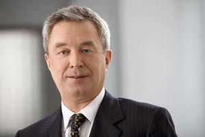 KSB-Vorstandssprecher Dr. Wolfgang Schmitt freut sich über die positive Bewertung des Unternehmens als Arbeitgeber