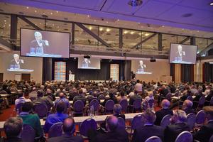 500 Gäste informierten sich auf der 1. Leading Air Convention über Innovationen und Zukunftsaussichten der Branche.