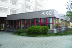 Der LTM-Bürostandort in Ulm<br />