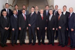 Der amtierende BWP-Vorstand wurde auf der Mitgliederversammlung am 13. November 2014 einstimmig komplettiert und wiedergewählt.