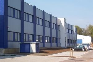 Der LTM-Standort in Meinerzhagen<br />