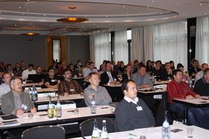 Teilnehmer des TGA Fachforums Brandschutz in Stuttgart<br />