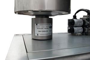 """Körperschallabsorber """"AV GKSA"""" sm Giese Energator GB 20 als flexible Anschlussmanschette mit Abgasschalldämpfer """"AGG""""<br />"""
