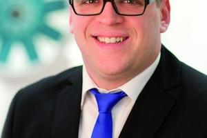 Carsten Kistner, neuer System & Application Manager für Türluftschleier bei Systemair (Foto: Systemair GmbH)