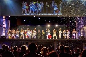 Großes Finale der Viega Roadshow 2015 in der Kölner Lanxess-Arena.  (Foto: Viega)