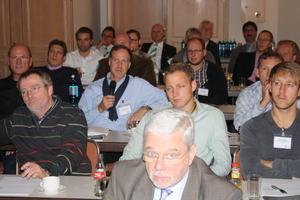 Teilnehmer des TGA Fachforums Brandschutz in Wuppertal