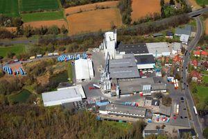 Das Werk der Heck Wall Systems in Marktredwitz ist jetzt Teil der Rockwool-Gruppe, die in Deutschland dann vier Werke betreibt. (Foto: Deutsche Rockwool Mineralwoll GmbH & Co. OHG)