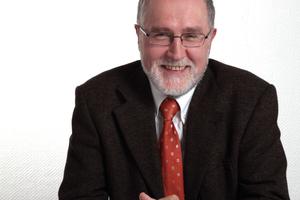 Dipl.-Ing. Joachim Plate, Geschäftsführer des Bundesverbandes Flächenheizungen und Flächenkühlungen e.V. (BVF) stellte sich den Fragen der tab-Redaktion