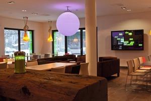 ... das neue Explorer Hotel ist in jeder Hinsicht zukunftsweisend <br />