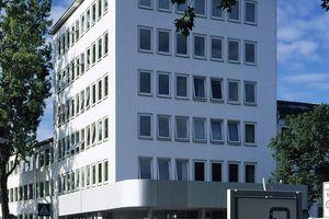 Die KSB-Unternehmenszentrale in Frankenthal