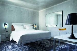 Für Komfort und Wohlbefinden in den 192 Gästezimmern sorgt ein LON-Netzwerk mit 192 LON-Raumreglern<br />