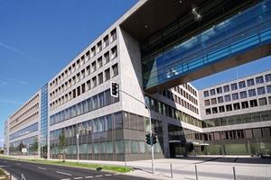 Der Neubau des Land- und Amtsgerichts Düsseldorf gilt als eines der größten und modernsten Justizzentren in Deutschland<br />