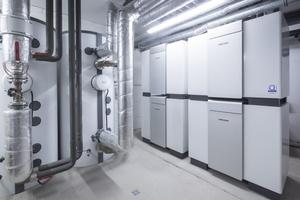 Große Wärmepumpenanlagen erfordern eine besonders sorgfältige Planung. (Foto: Stiebel Eltron)
