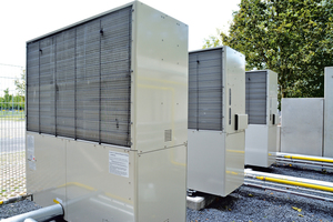 Die Gasmotorwärmepumpen von Yanmar können gut in Lösungen im Bereich Power-to-Gas eingebunden werden.