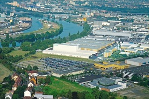Das Schaltanlagenwerk Frankfurt in Ferchenheim war Standort für das Infrastruktur- und Planerforum<br />