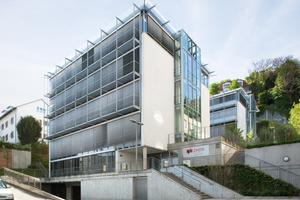 Der theoretische Teil des Studiums findet an der DHBW Stuttgart statt<br />