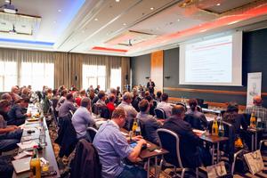 Das Fachforum Brandschutz erfreut sich einer hohen Akzeptanz und wird erneut im Herbst 2016 stattfinden.