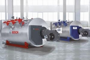 Bosch Thermotechnik stellt sein Großanlagen-Geschäft weltweit sukzessive auf die Marke Bosch um