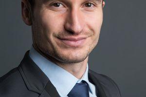 Admir Karalic leitet das S&P-Vertriebsbüro München