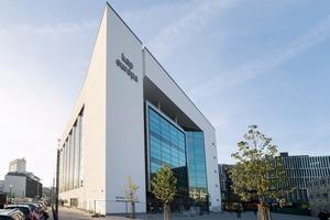 Das Kap Europa ist das erste Bürohaus mit Gold-Zertifikat nach DGNB-Standard.