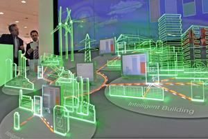 """Die Infrastruktur von Städten und Ballungszentren wird auf der Sonderschau """"Metropolitan Solutions"""" thematisiert<br />"""
