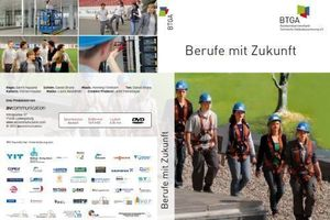 """""""Berufe mit Zukunft"""" heißt eine Imagekampagne des BTGA, die mit einem Film Jugendliche zum Einstieg in die attraktive TGA-Branche motiviert"""