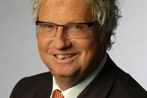 Dipl.-Ing. Claus H. Dillenburger, Geschäftsführer der Unternehmensgruppe Dillenburger, stellte sich den Fragen der tab-Redaktion