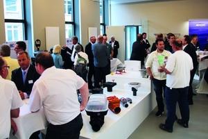 Am 20. Juni 2016 eröffnete die Kessel AG mit dem Kundenforum in Hamburg ihren sechsten Schulungsstandort in Deutschland. (Foto: Kessel AG)