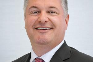 Michael Bauer, Vorsitzender der Geschäftsführung der Trox GmbH seit dem 1. September 2014