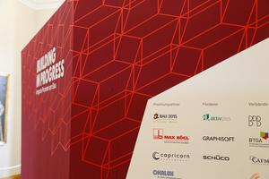 """Mit Partnern aus Industrie und der Unterstützung von Verbänden wurde aus """"Building in Progress"""" eine rundum gelungene Veranstaltung.<br />"""