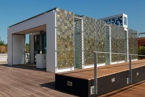 """Das Plus-Energiehaus """"home+"""" war Wettbewerbsbeitrag zum """"Solar Decathlon Europe 2010""""<br />"""
